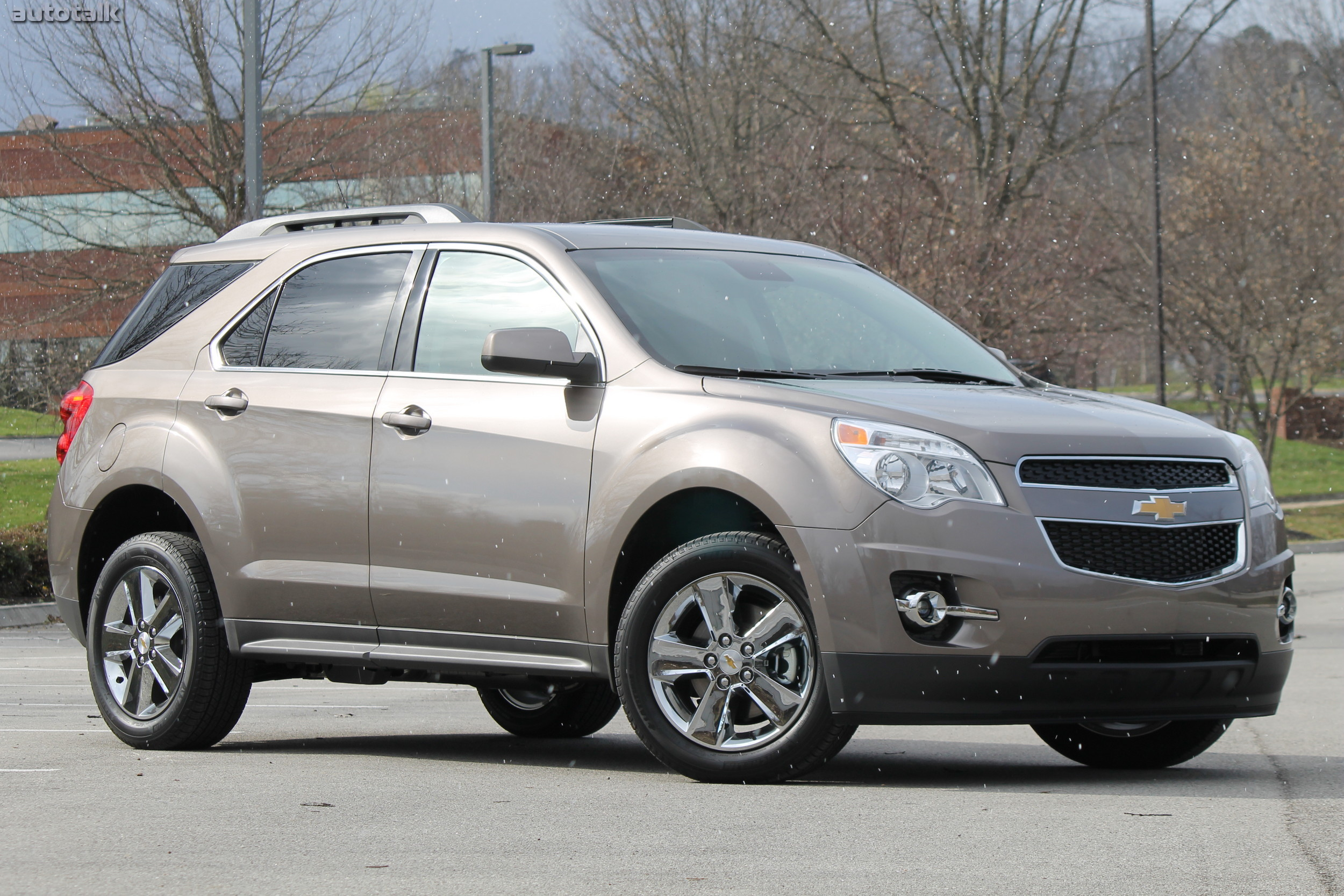 2012 Chevrolet Equinox Review • AutoTalk