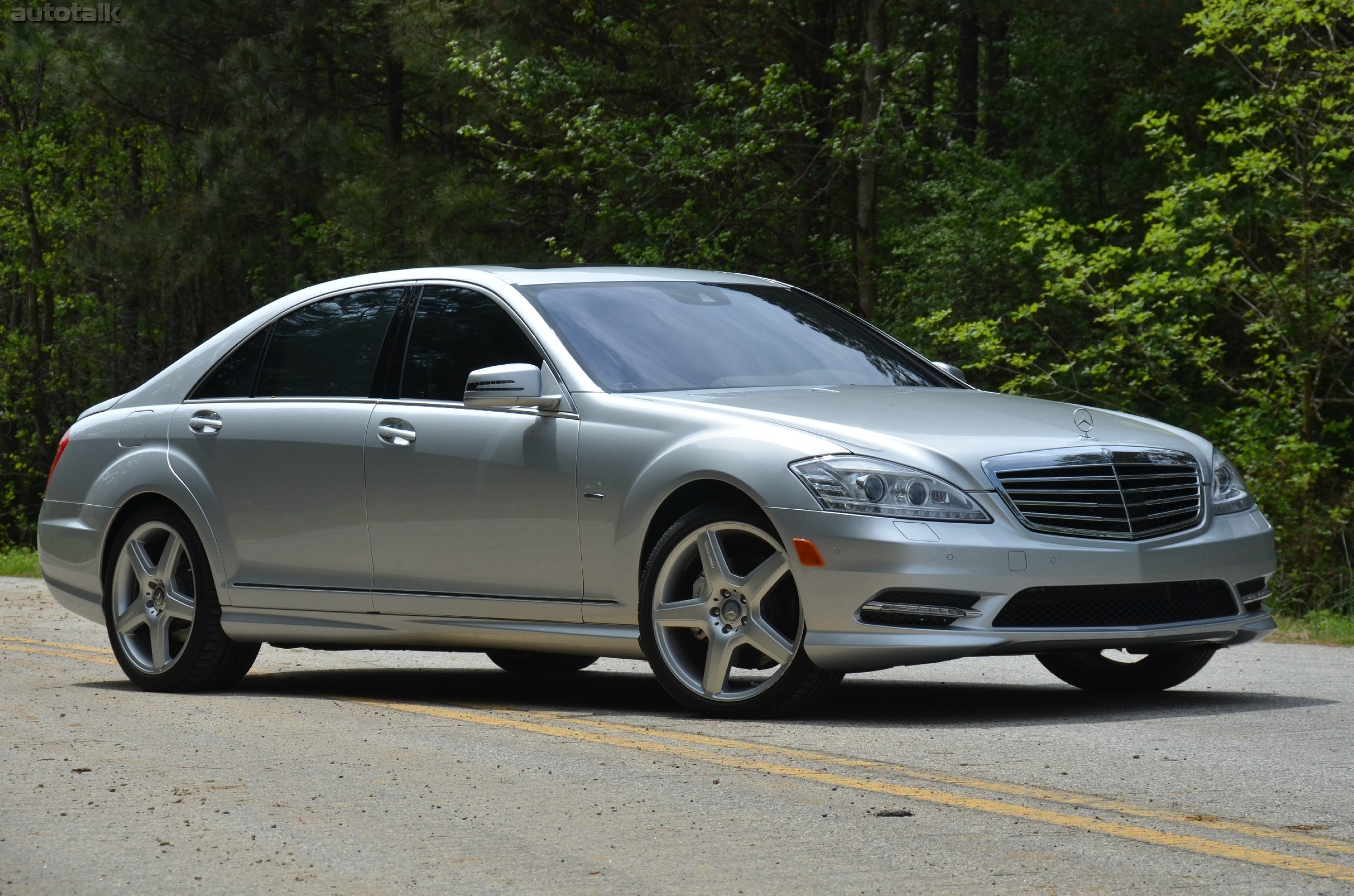 2012 mercedes benz s550 review autotalk for Mercedes benz ratings