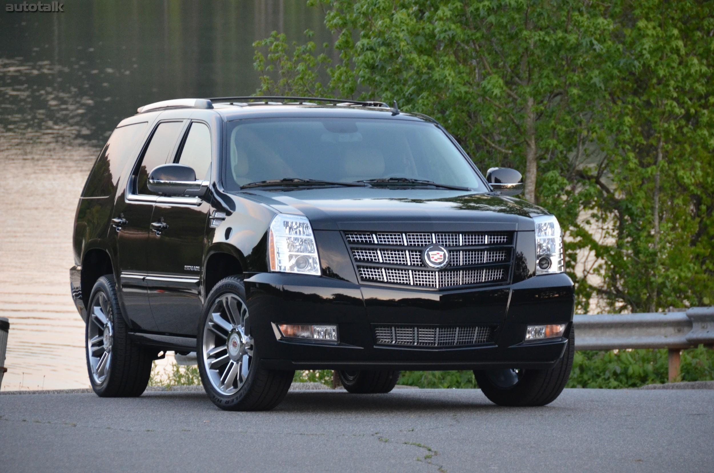 2012 Cadillac Escalade Review Autotalk