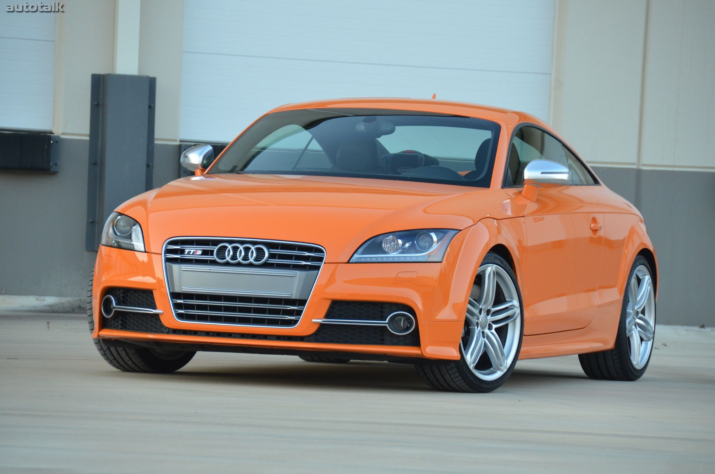 2012 audi tt s coupe review autotalk. Black Bedroom Furniture Sets. Home Design Ideas
