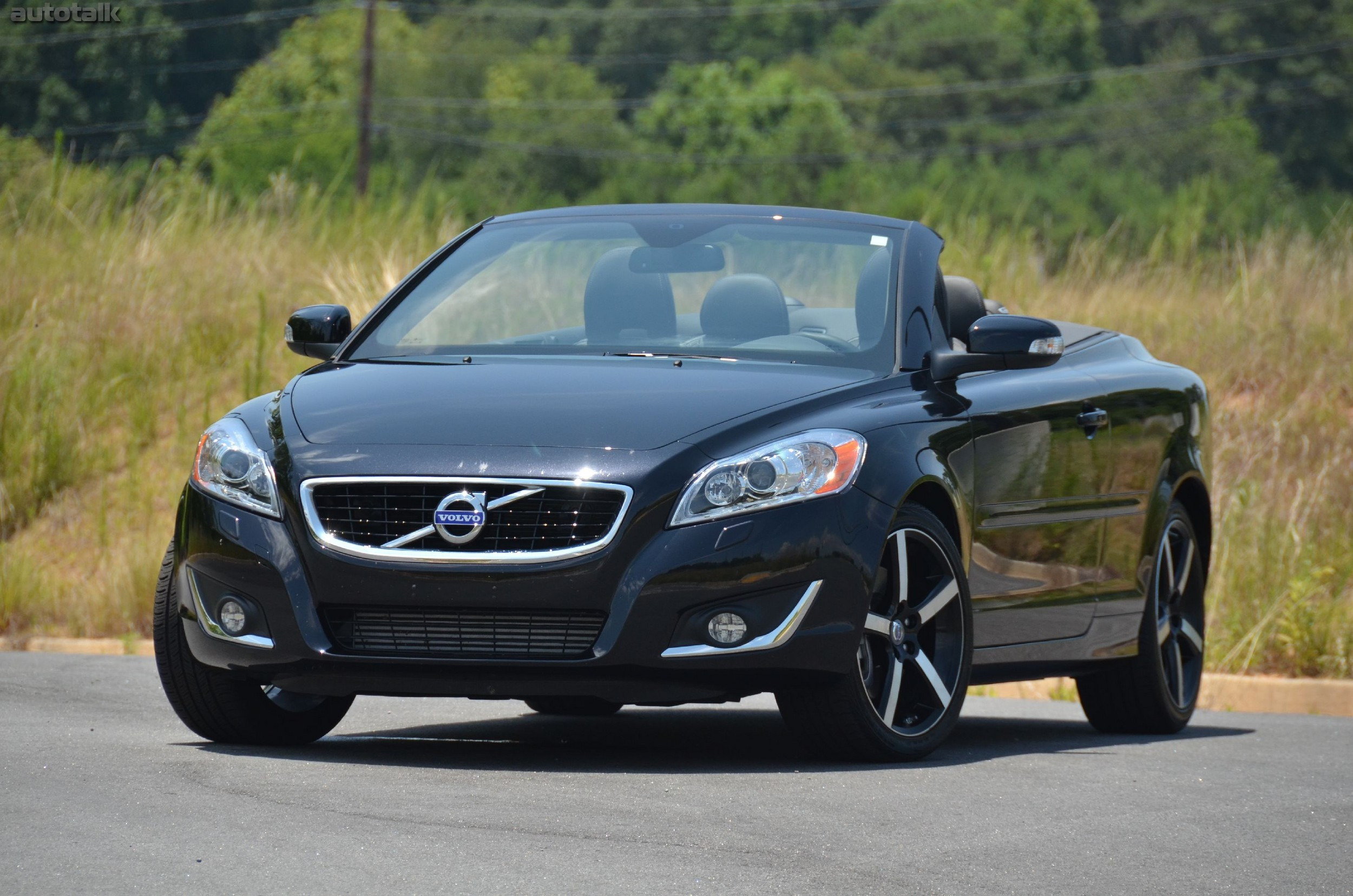 2017 Volvo C70 Convertible Review