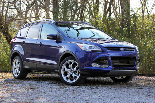 2013 ford escape review autotalk. Cars Review. Best American Auto & Cars Review