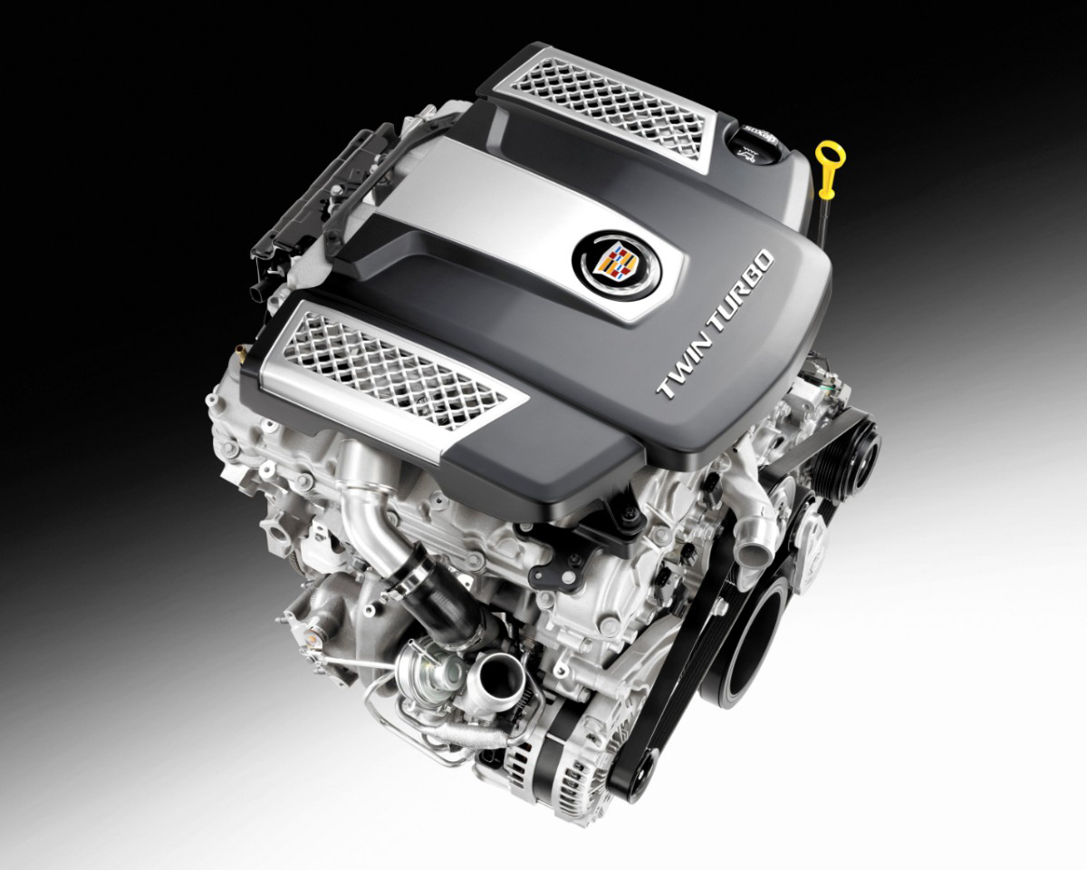 Cadillac Bringing Twin-Turbo V-6 CTS To New York Auto Show