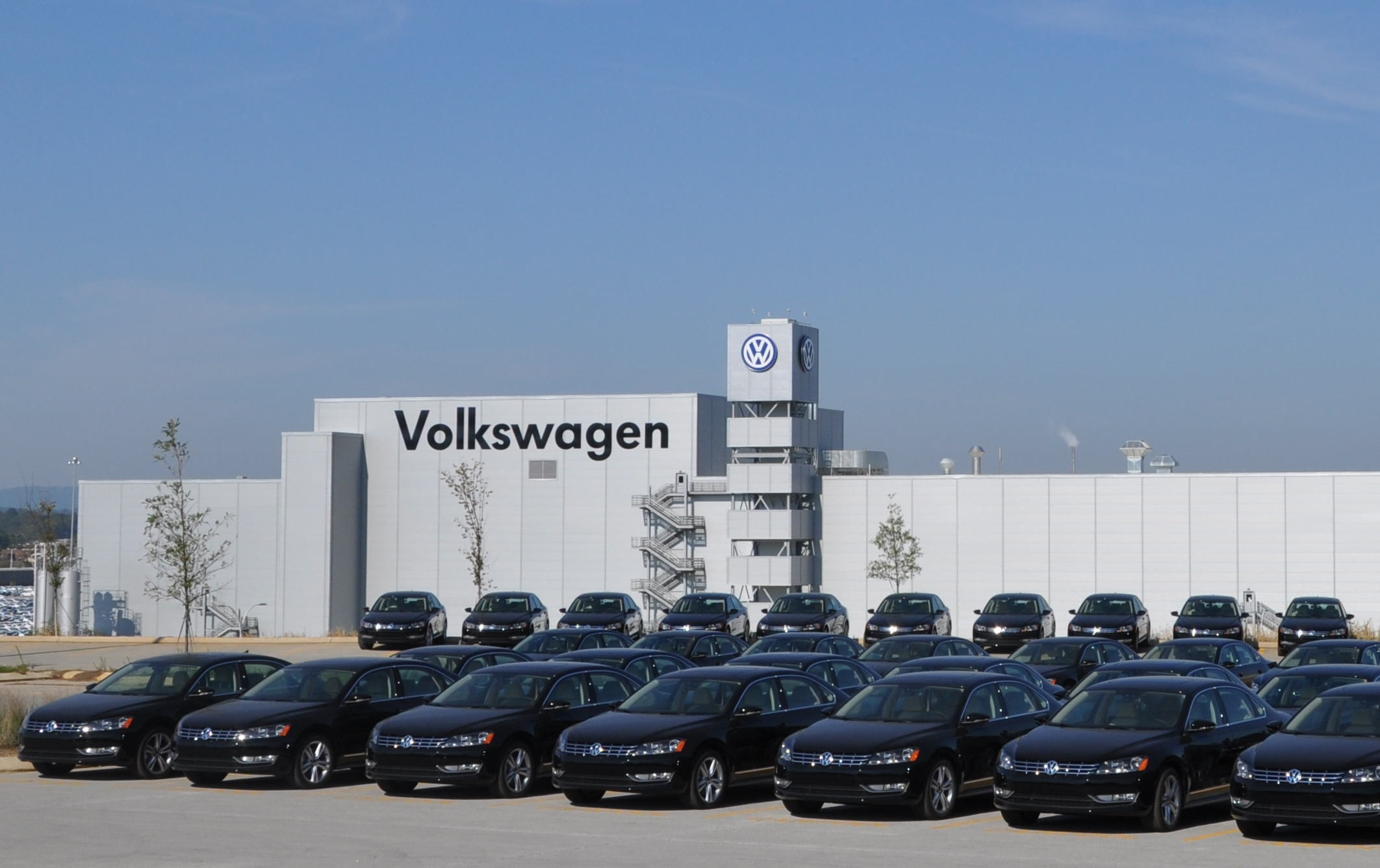 Vw Lays Off 500 Chattanooga Workers As Passat Sales Slump