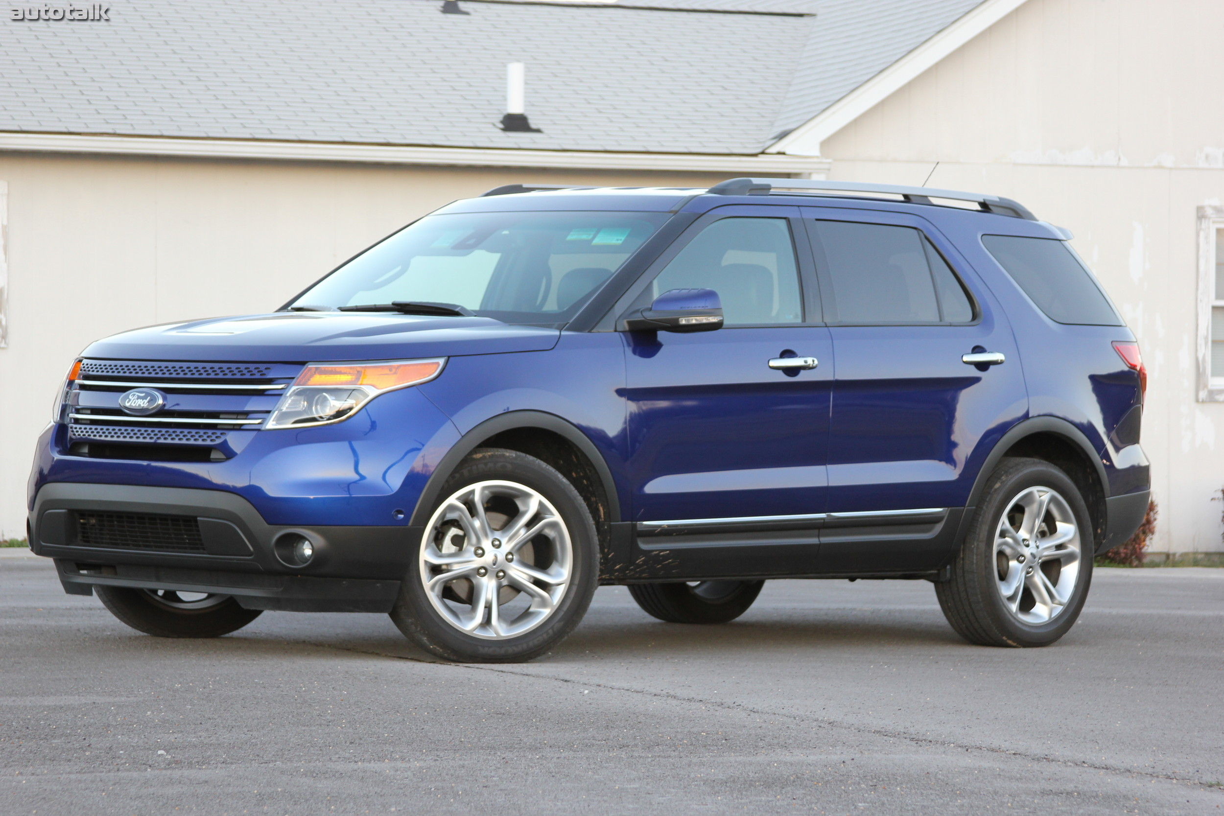 In the late 20th century the ford explorer