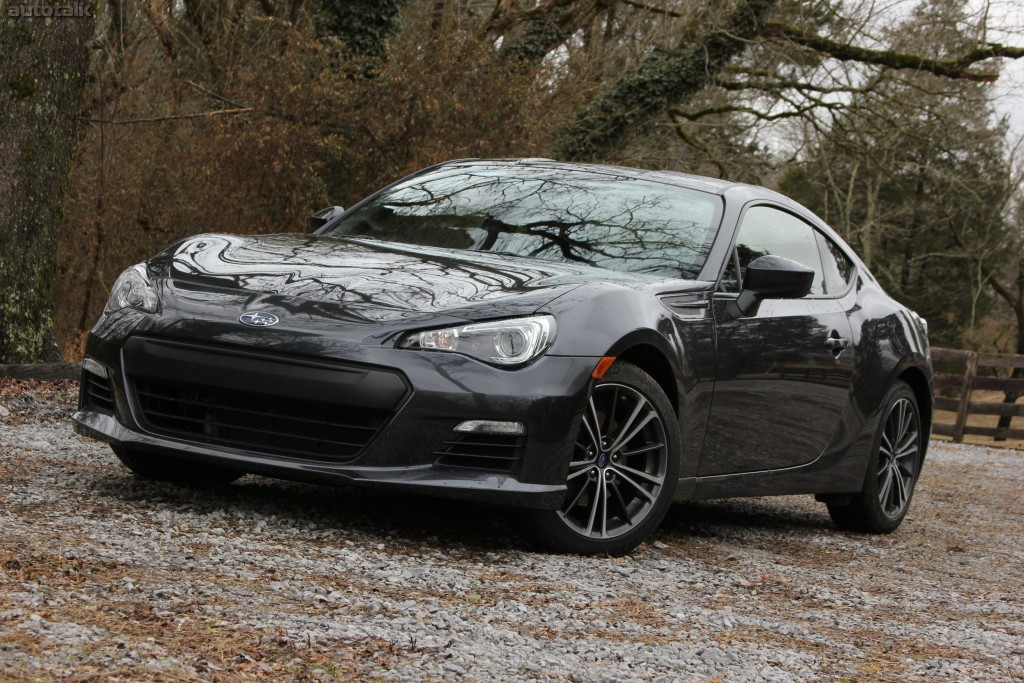 2014 Subaru BRZ Review • AutoTalk