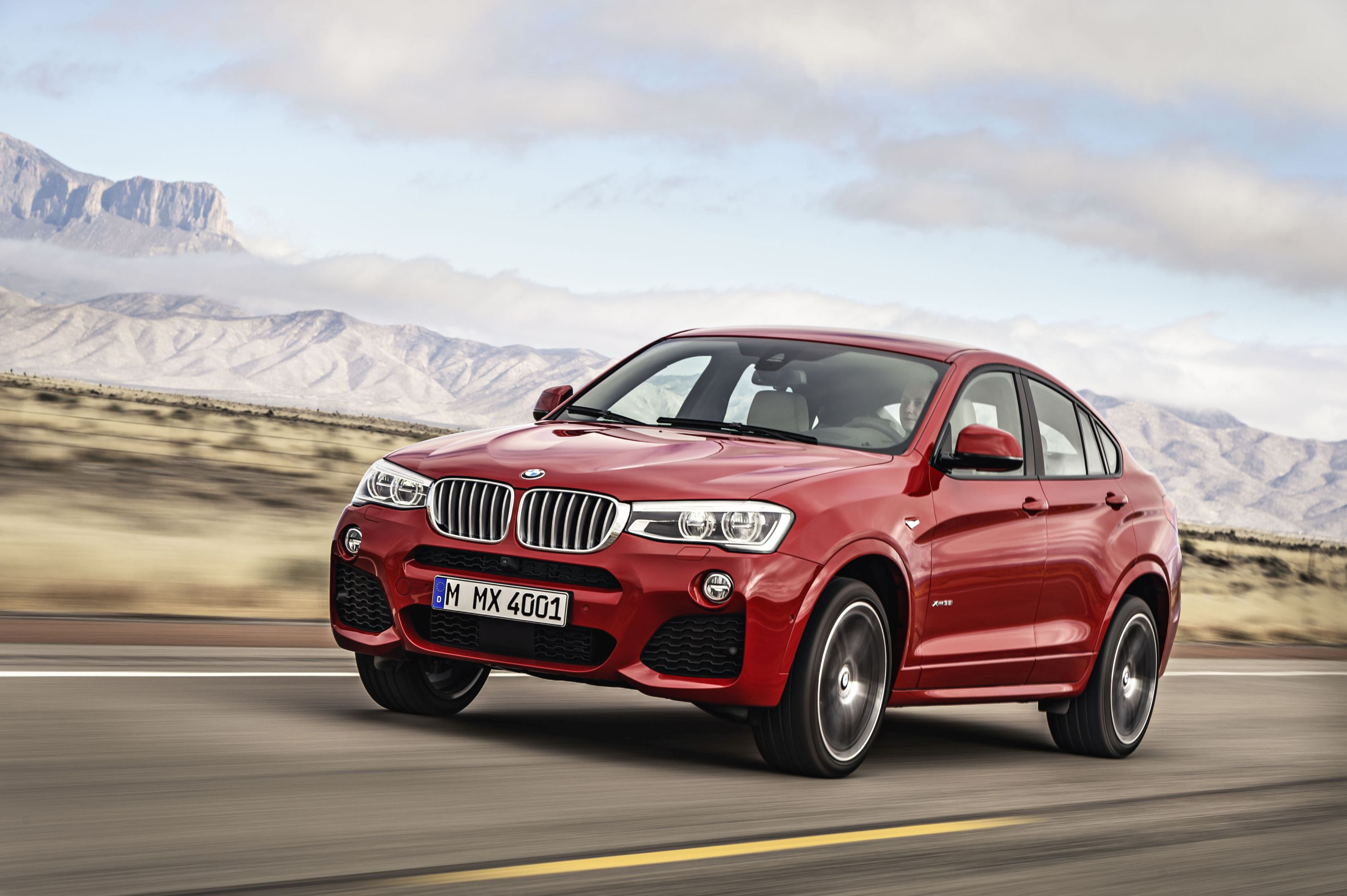 All New Bmw X4 Is The New Status Symbol On The Block Autotalk
