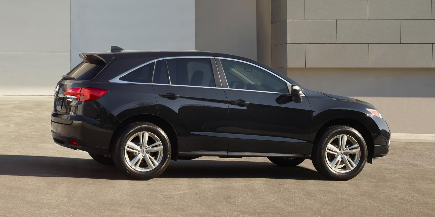 acura 2015 rdx crossover suv starts at 34 895