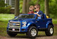 2015 Power Wheels F-150