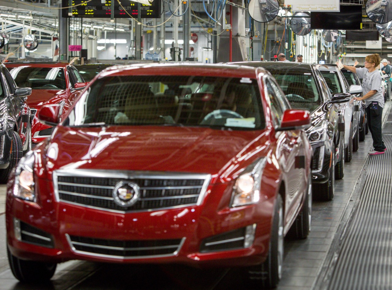 General Motors Plans To Build New Stamping Plant In Michigan