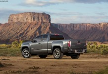 015 GMC Canyon