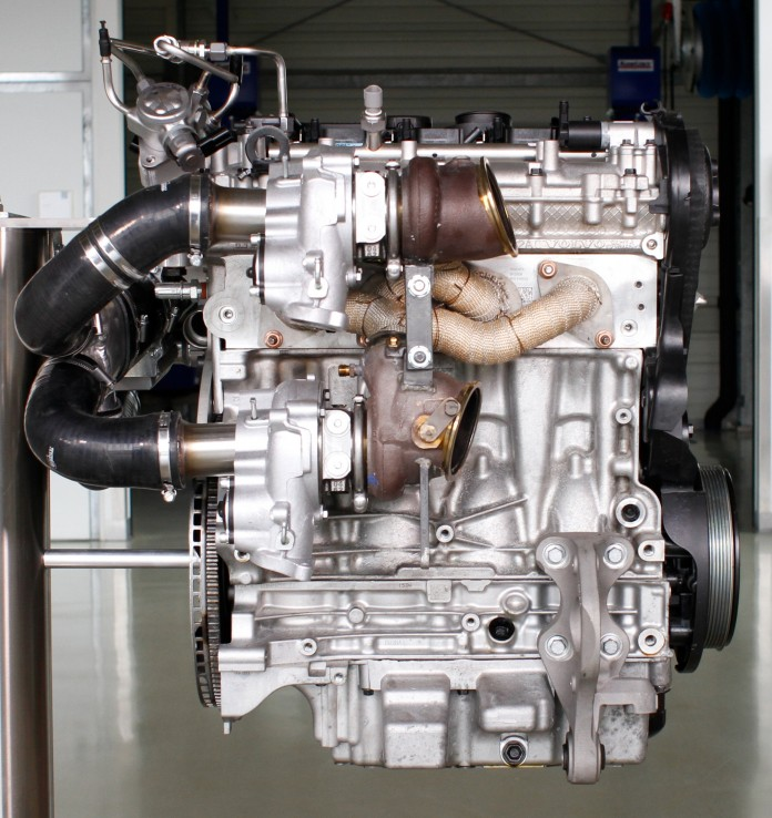Volvo Drive-E 450 hp High Performance Engine