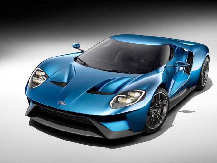 Ford GT supercar