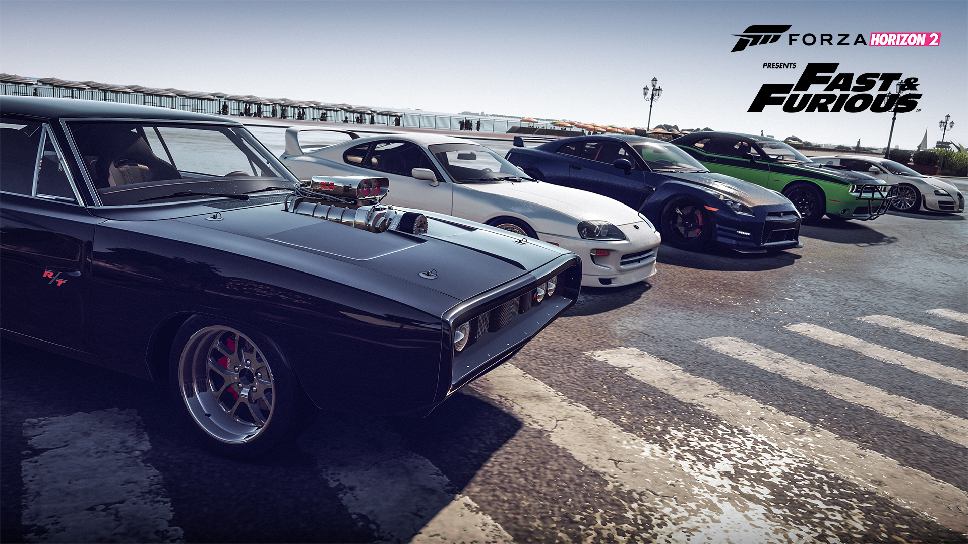Fast Furious Expansion For Forza Horizon 2 Free Until April 10th