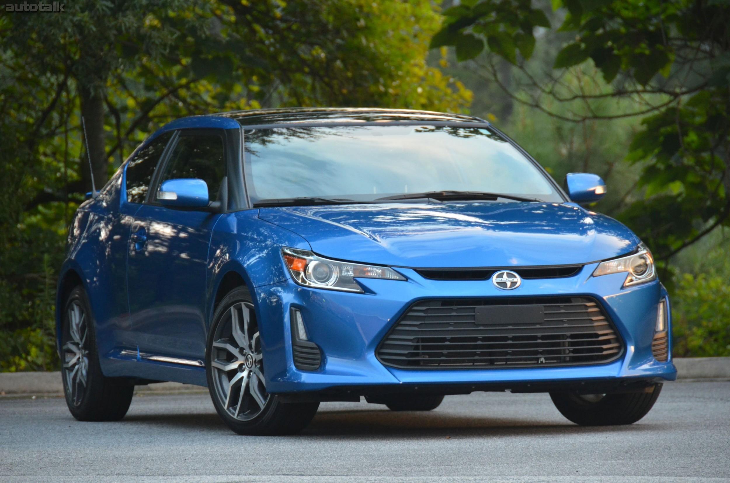 2014 Scion Tc Review Autotalk