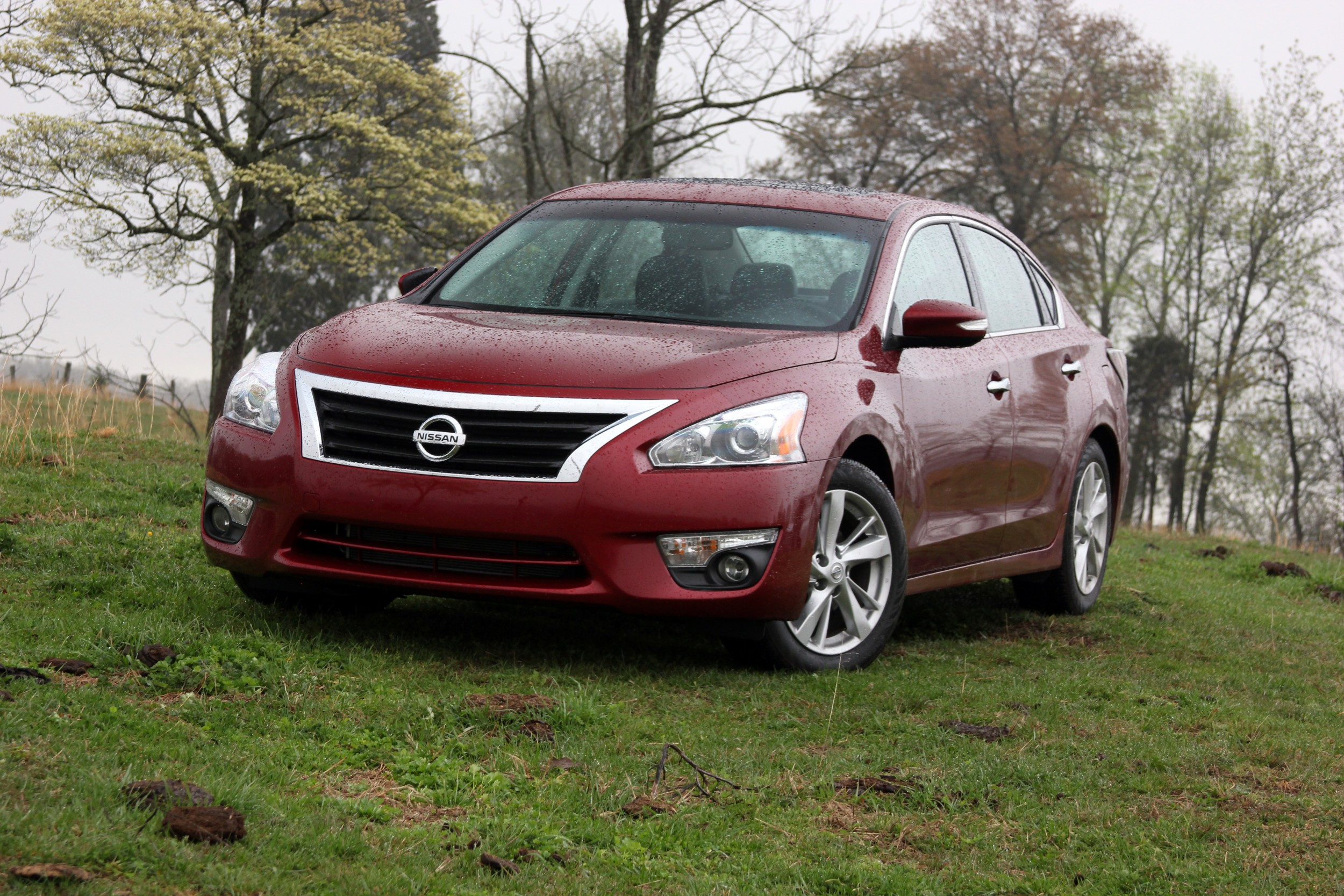 2015 nissan altima 2 5 sl review autotalk. Black Bedroom Furniture Sets. Home Design Ideas