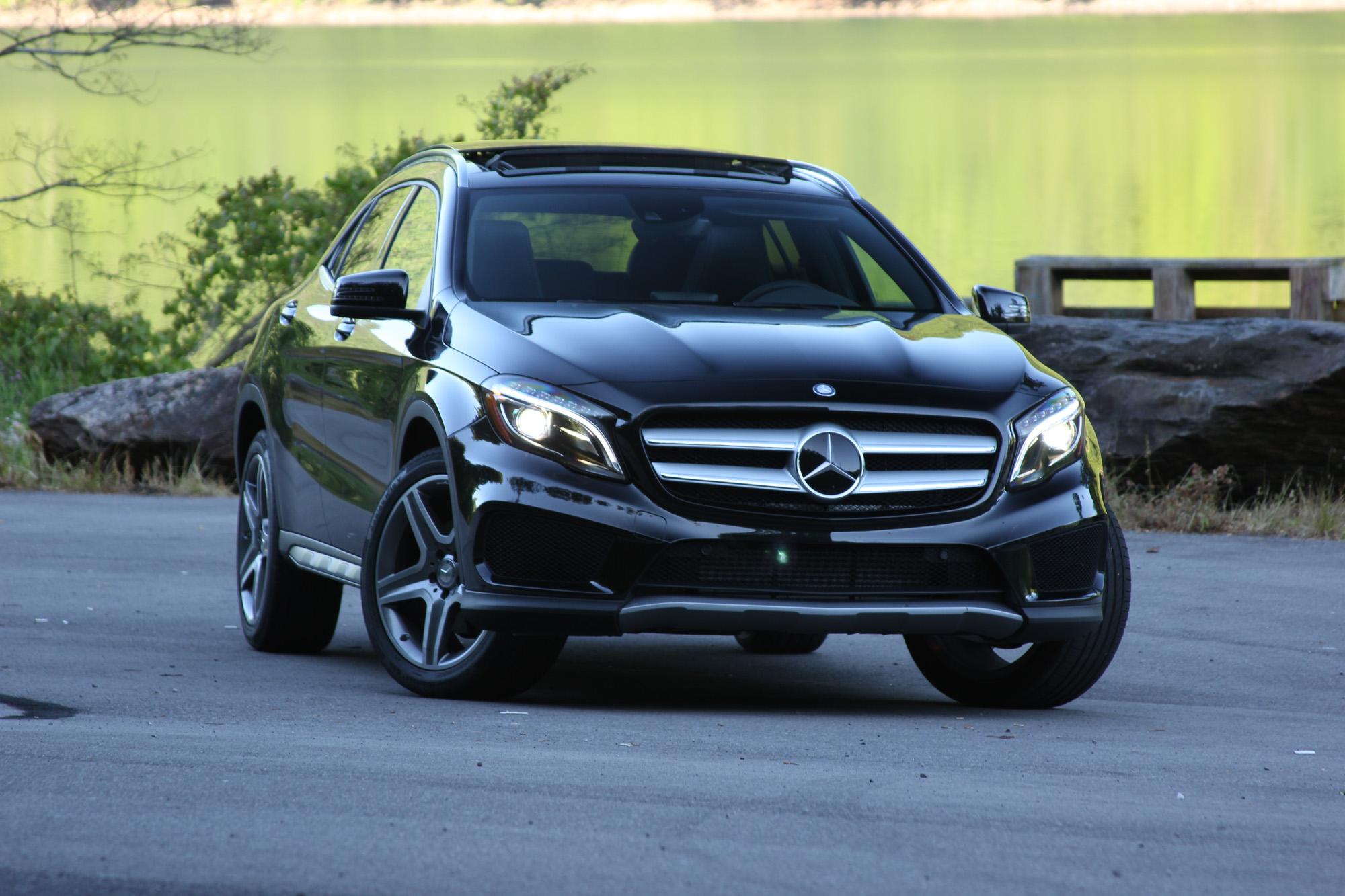 2015 Mercedes Benz Gla 250 Review Autotalk