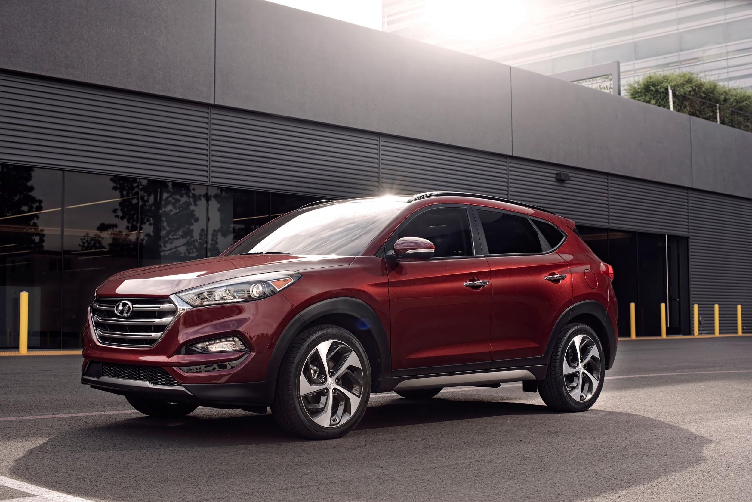 Hyundai Releases Prices for new 2016 Tucson • AutoTalk