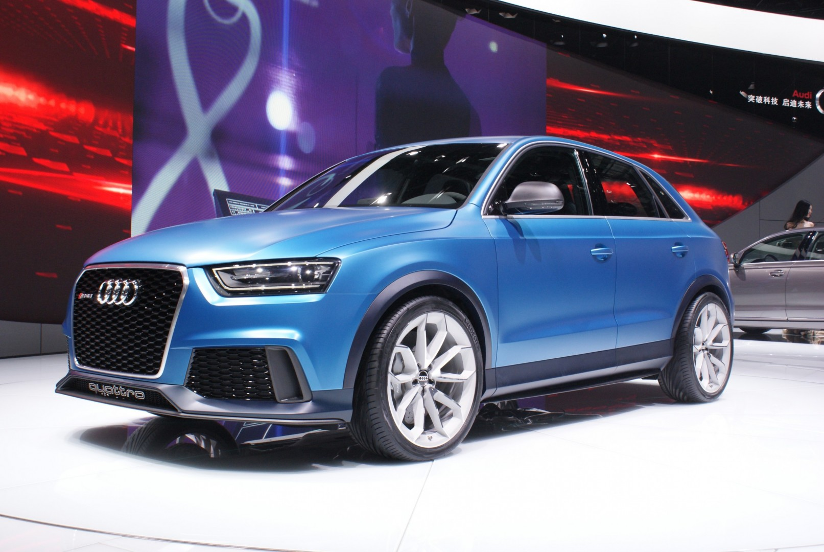 2016 audi q3 nabs top safety pick autotalk. Black Bedroom Furniture Sets. Home Design Ideas