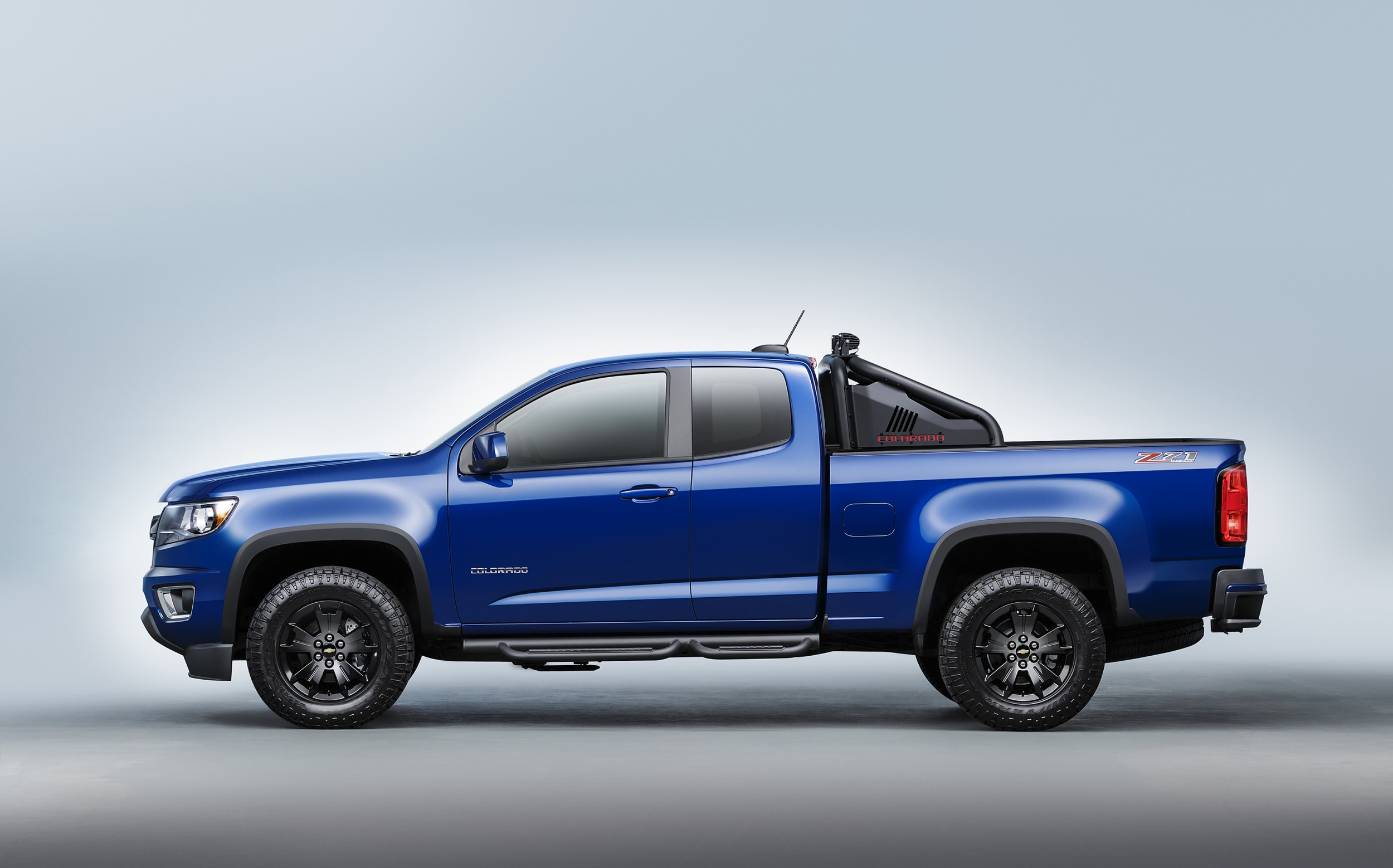 Chevrolet colorado 2016 spec
