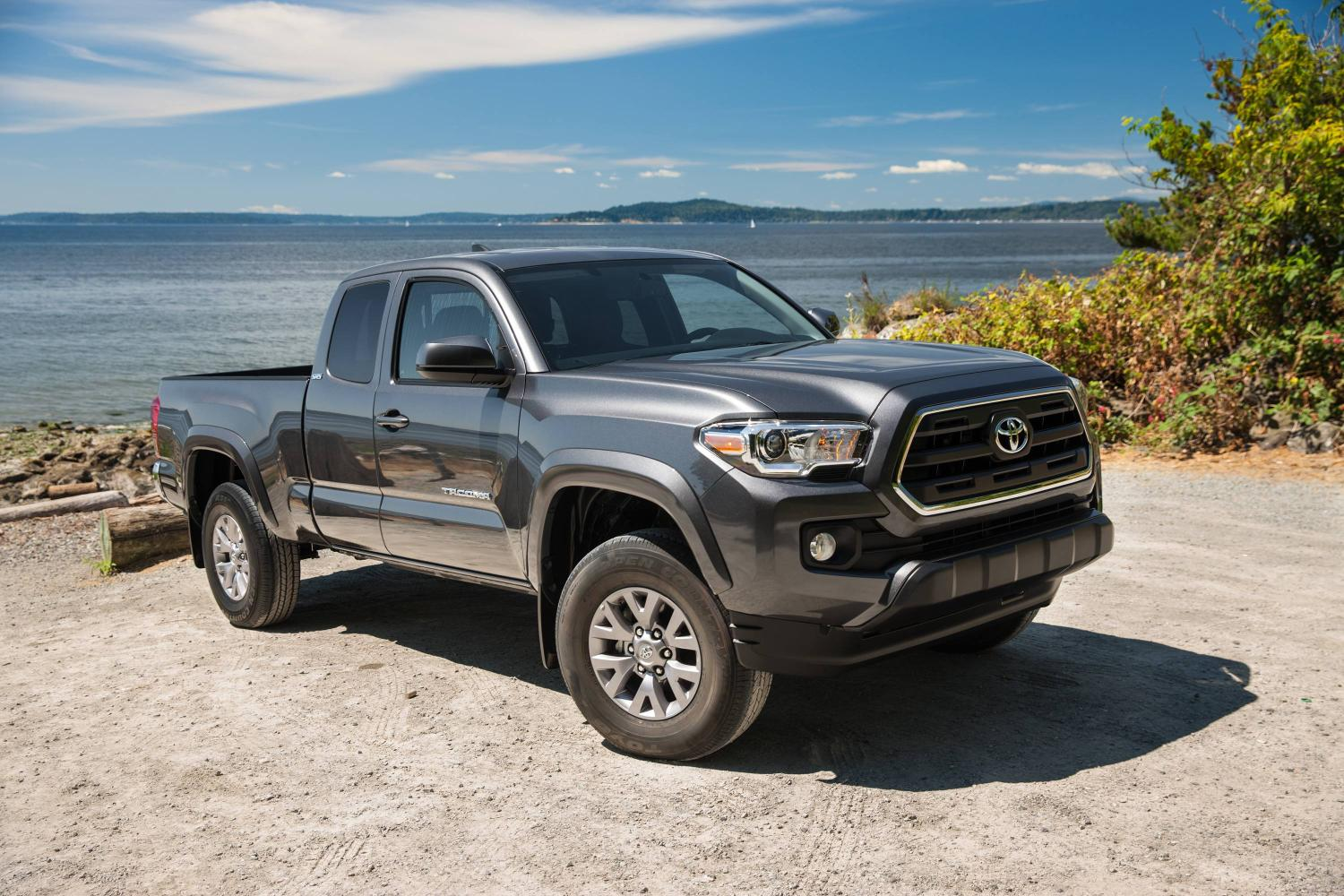 gallery 2016 toyota tacoma autotalk. Black Bedroom Furniture Sets. Home Design Ideas