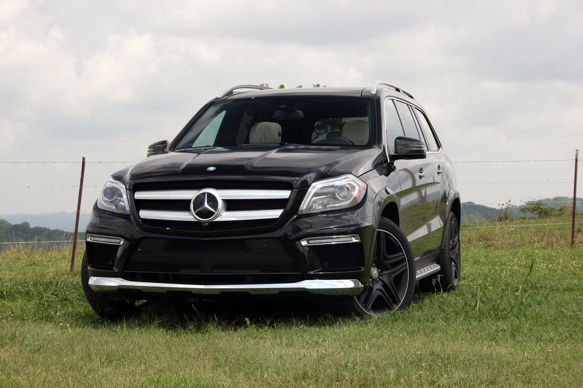 2015 mercedes benz gl550 review autotalk