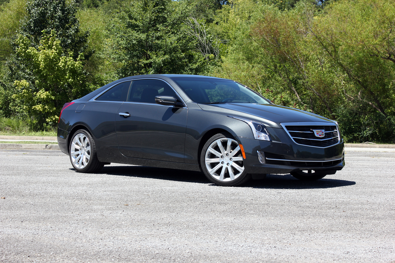Gallery: 2015 Cadillac ATS Coupe 2.0T Review • AutoTalk