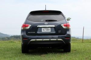 2015 Nissan Pathfinder (5)
