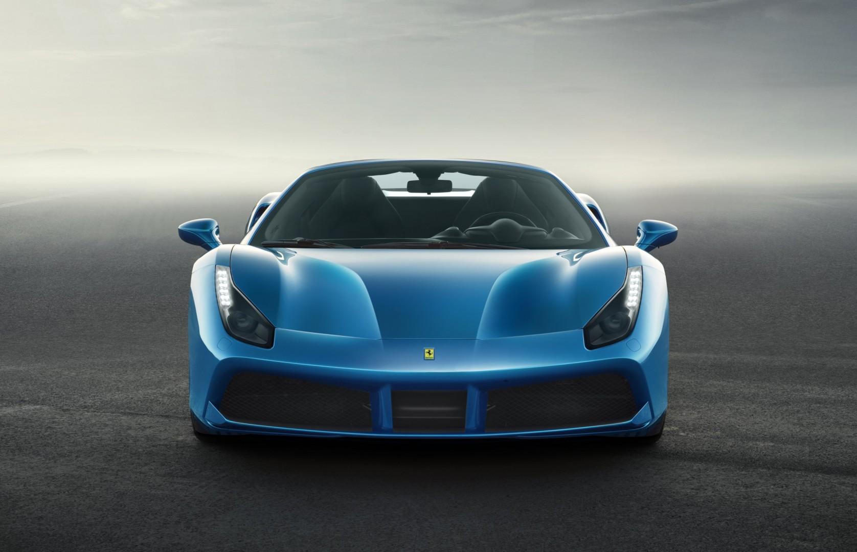 2016 Ferrari 488 Spider (5)