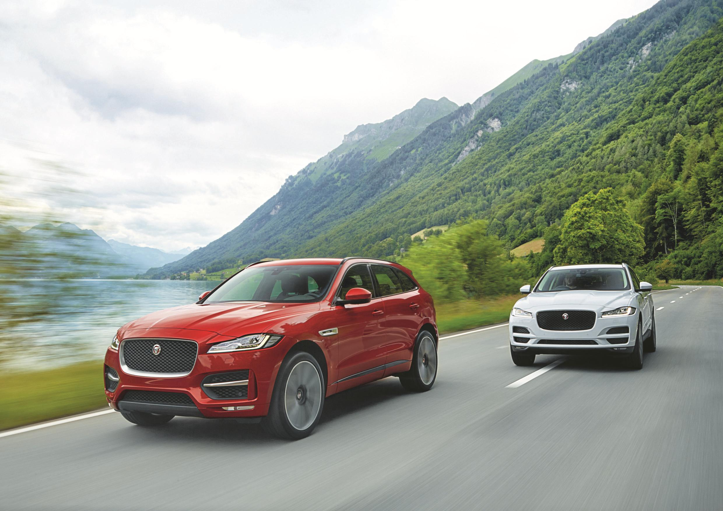 r all sport auto at showrooms pace f suv ingenium officially pack black jaguar new launched with news