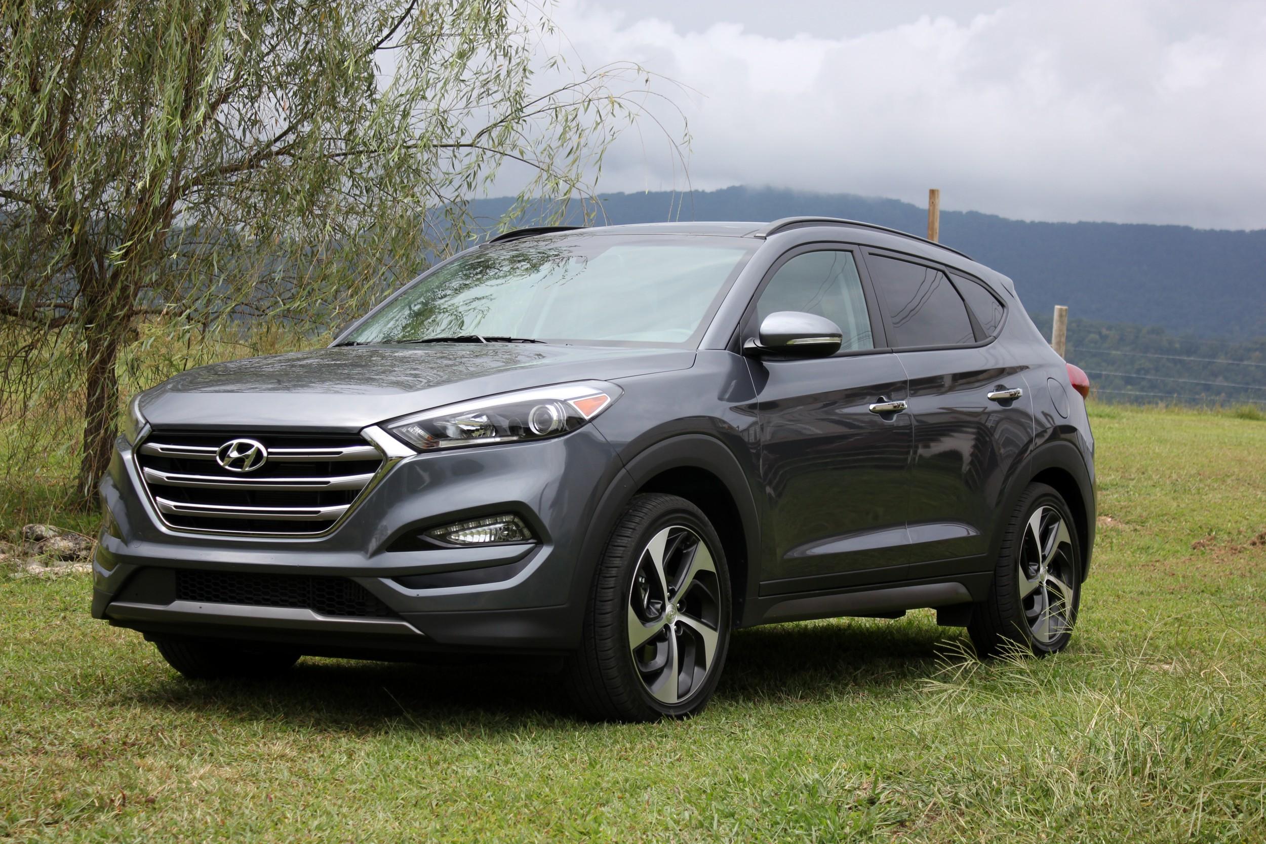 The Hyundai Tucson