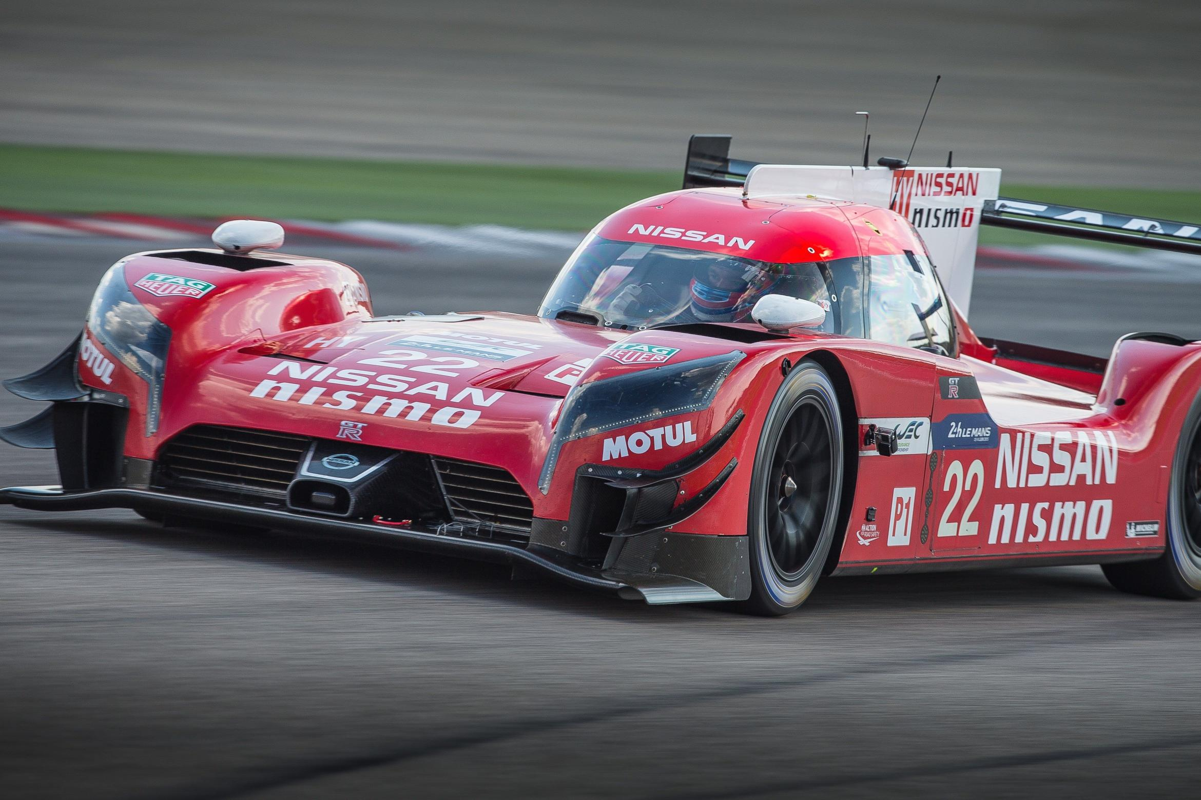 Nissan GT-R LM NISMO 15 | GTPlanet