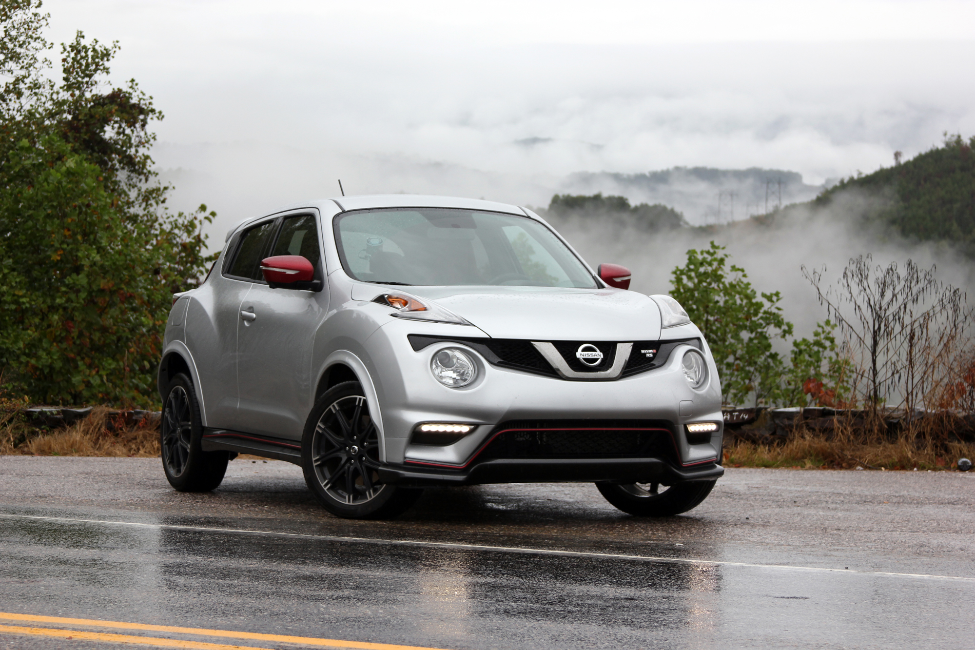2015 nissan juke nismo rs review autotalk. Black Bedroom Furniture Sets. Home Design Ideas