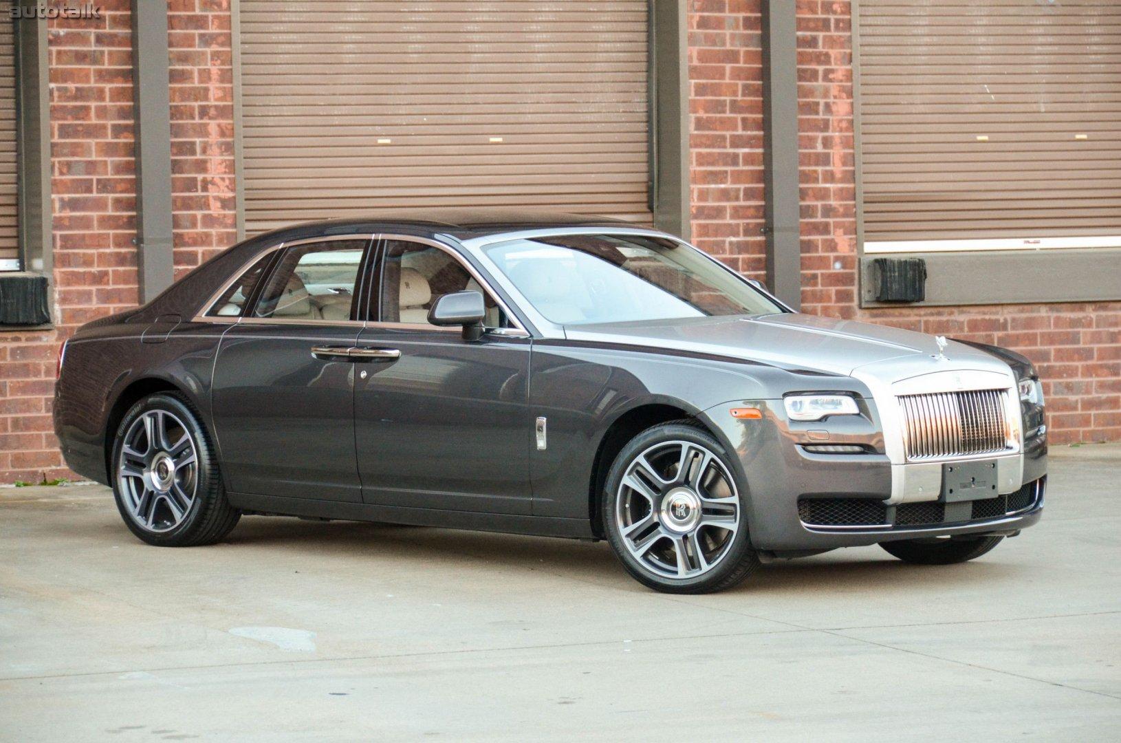 The Rolls Royce Ghost