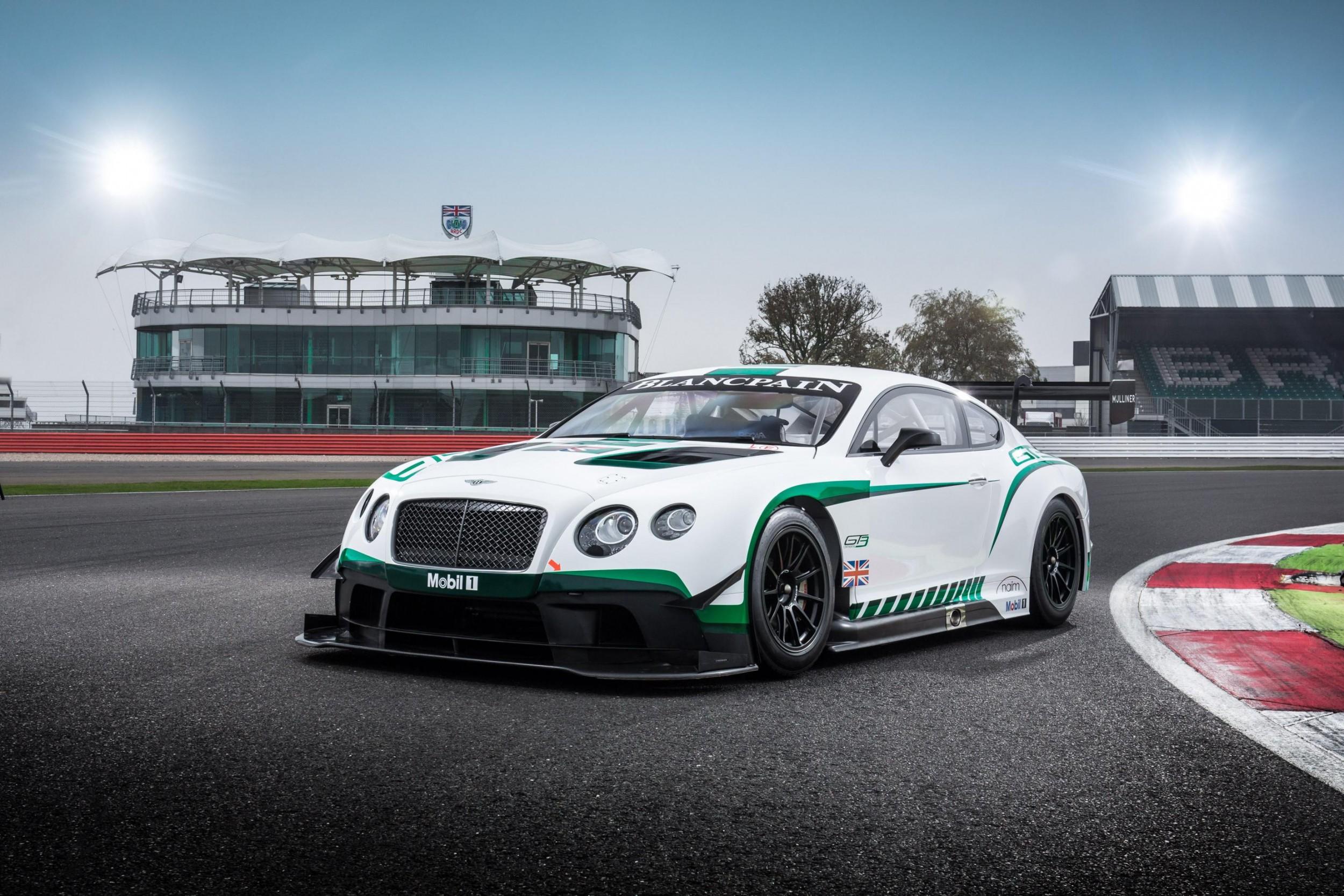 Gallery 2016 Bentley Continental Gt3 Autotalk