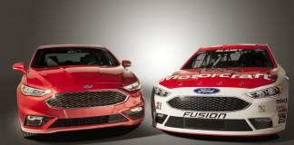 NASCAR Fusion