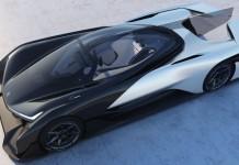 Faraday Future Racecar