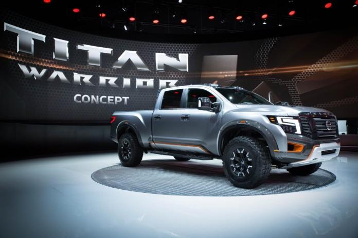 Nissan TITAN Warrior Concept (
