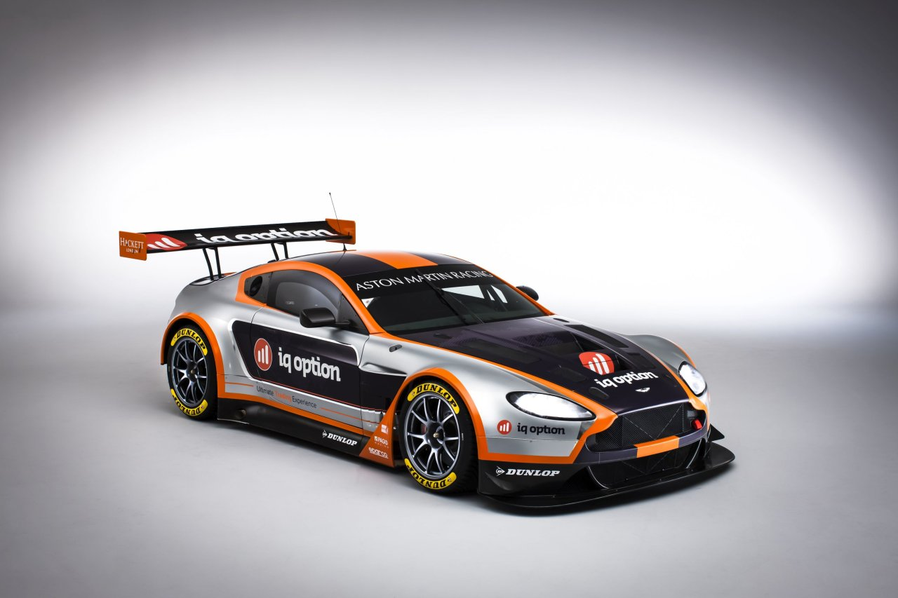 Aston Martin Racing Launches New Gte Challenger Autotalk