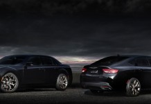 2016 Chrysler 300S and 200S Alloy Editions