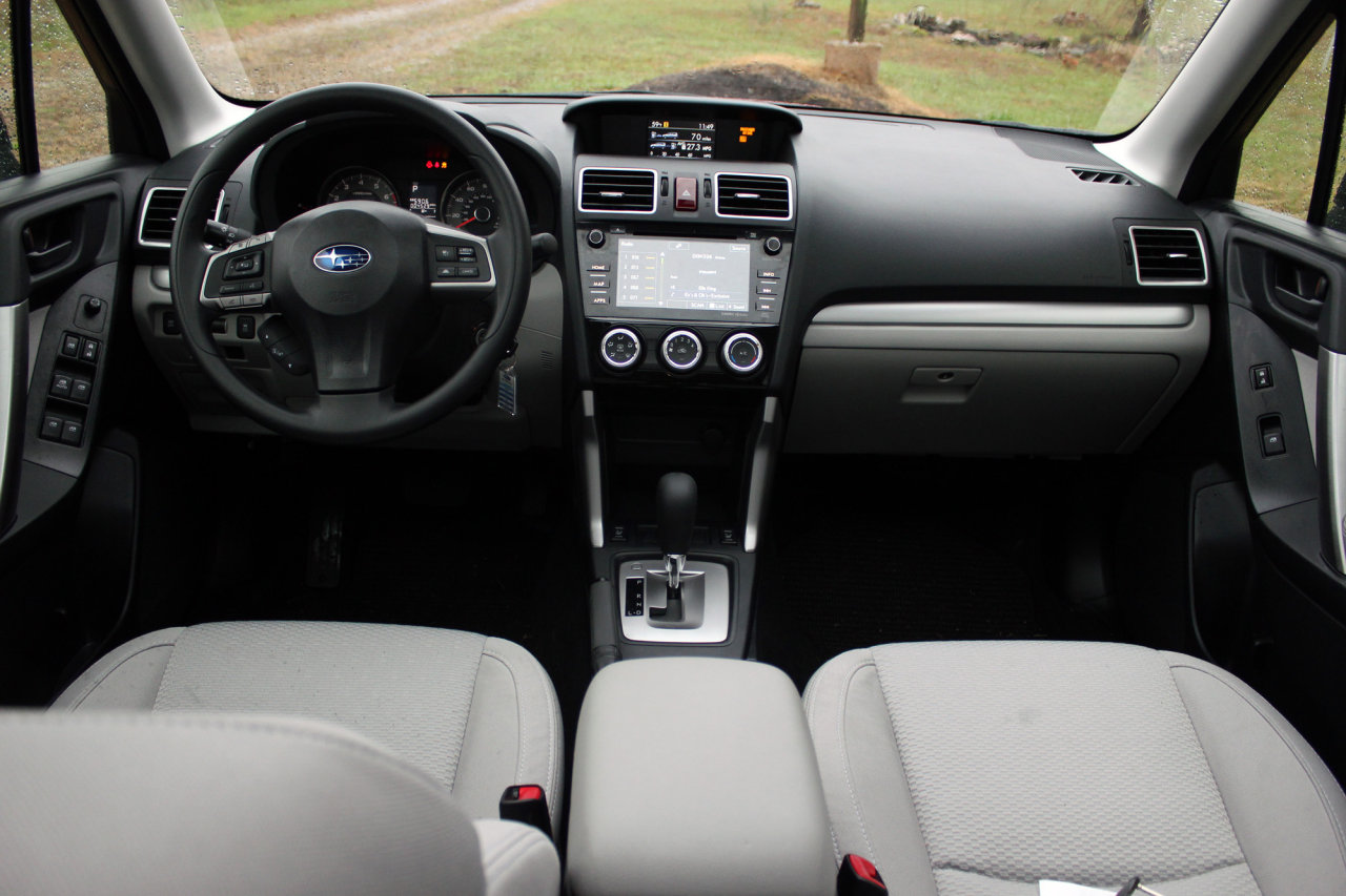 2015 Subaru Forester (11)
