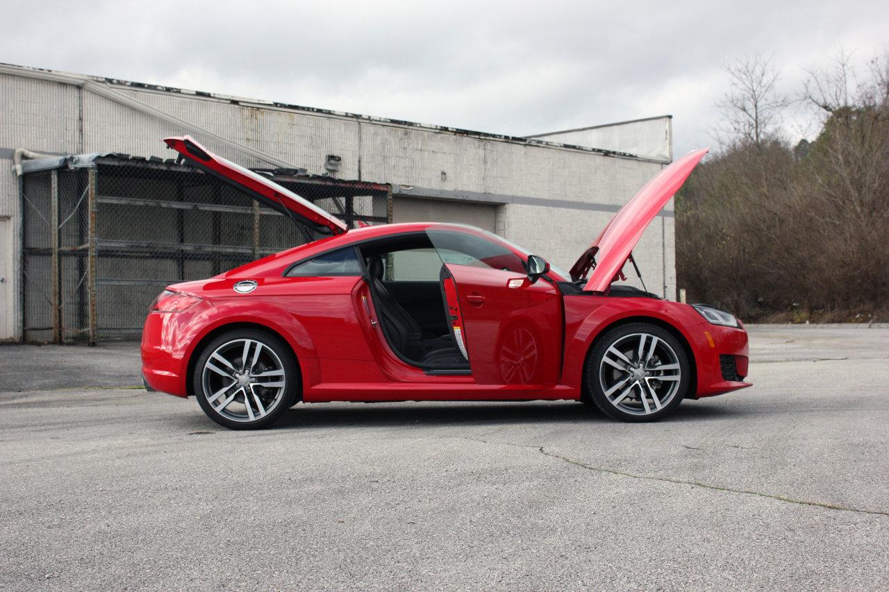 2016 Audi TT Review31