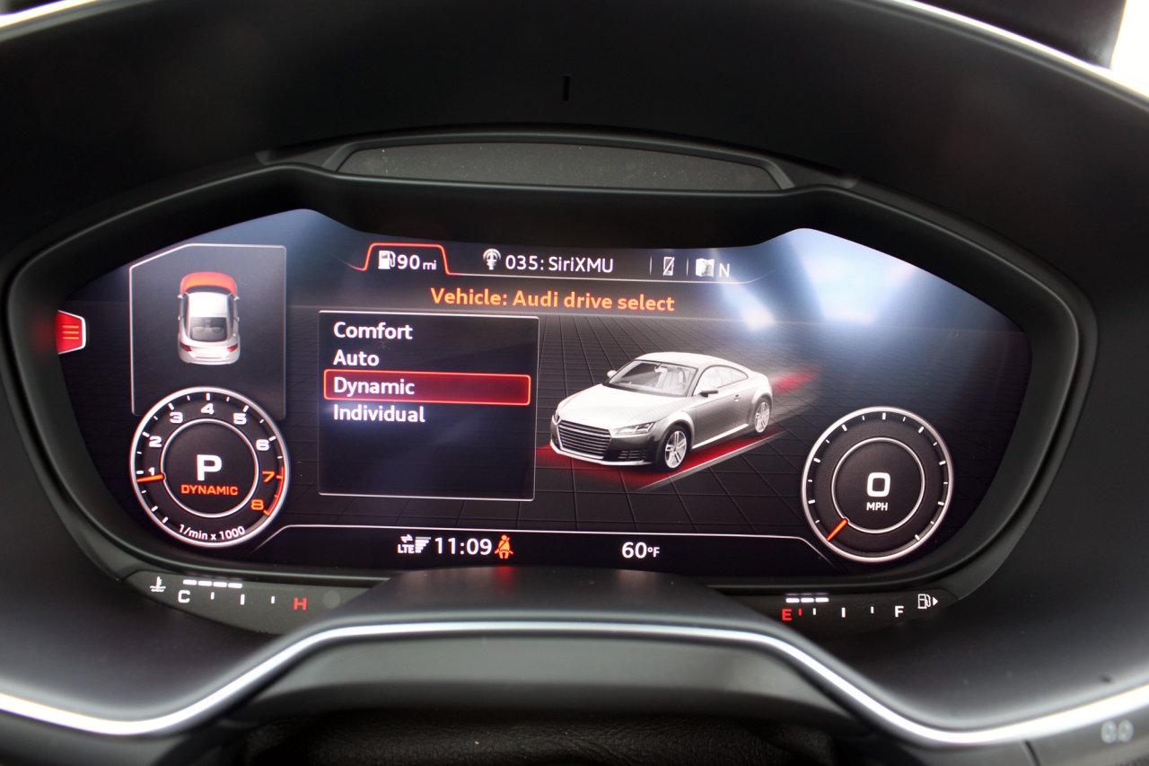 2016 Audi TT Review50