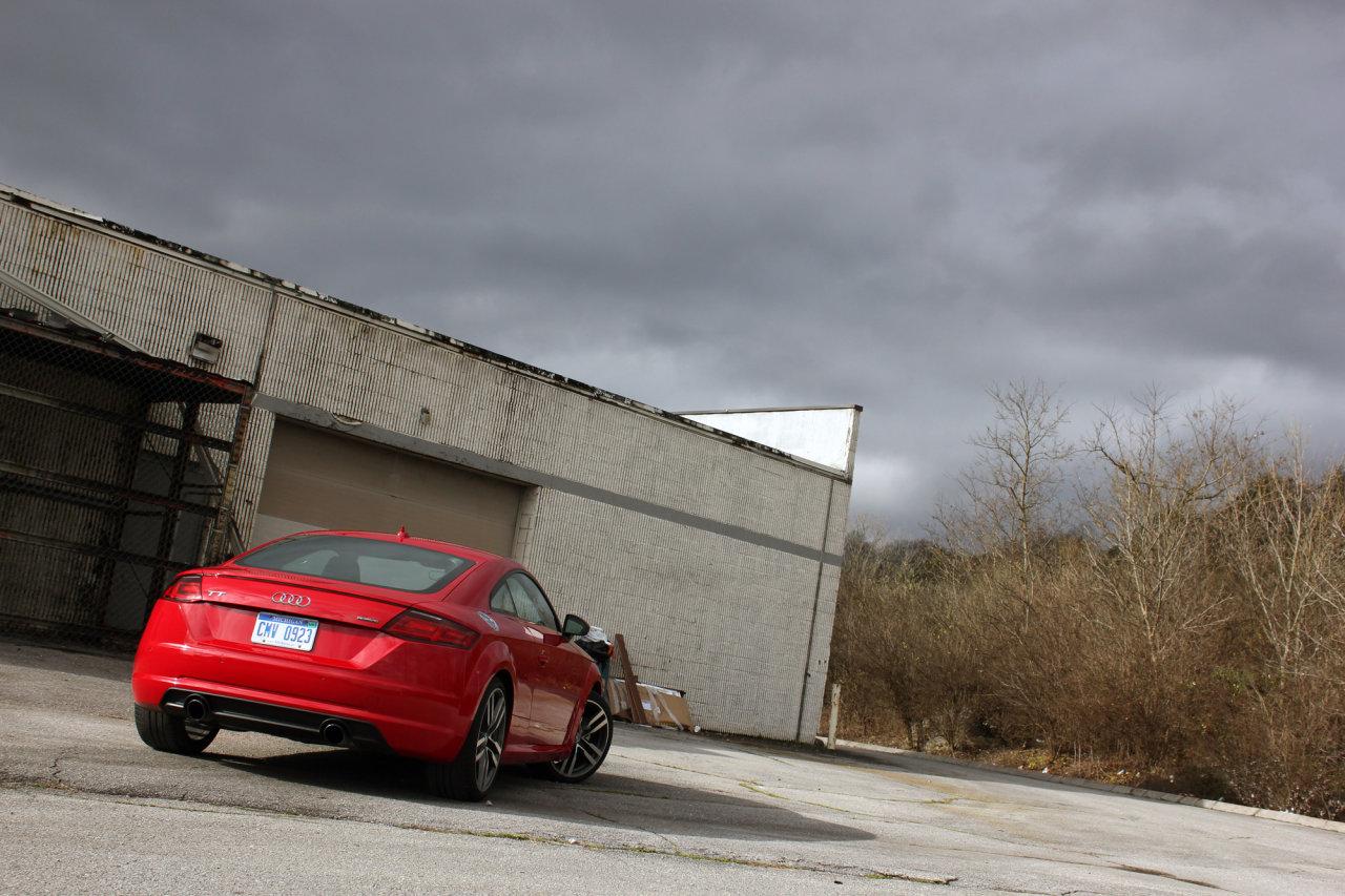 2016 Audi TT Review62