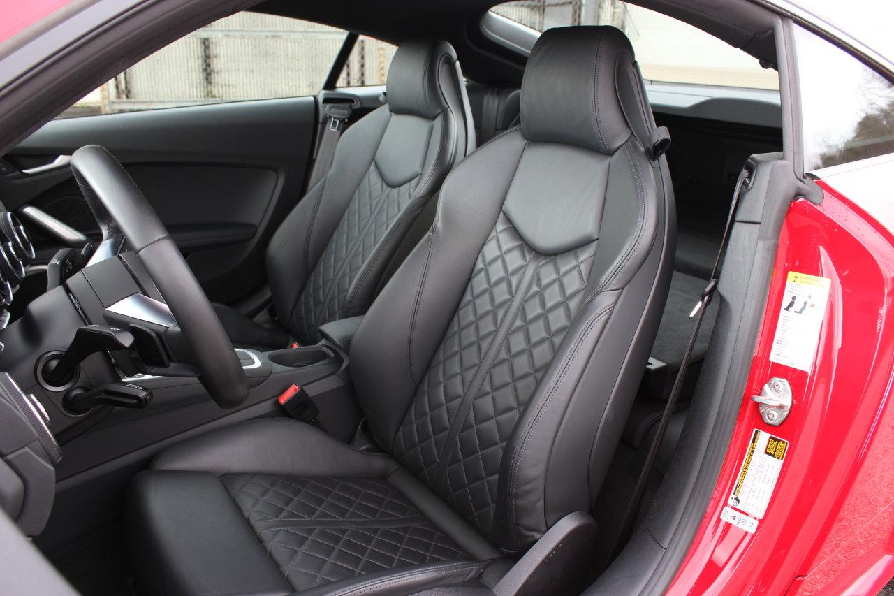 2016 Audi TT Review81