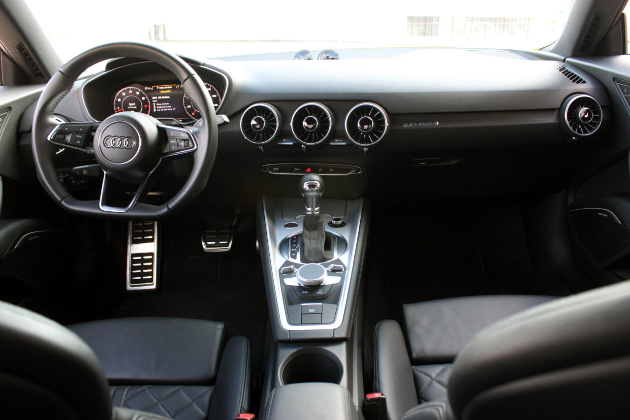 2016 Audi TT Review91