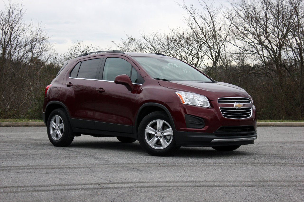 Chevy Trax Reviews >> 2016 Chevrolet Trax Review • AutoTalk