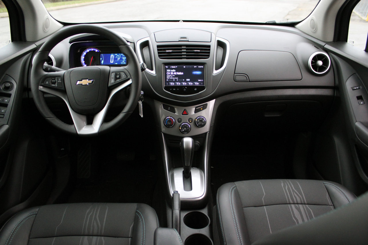 2016 Chevrolet Trax51