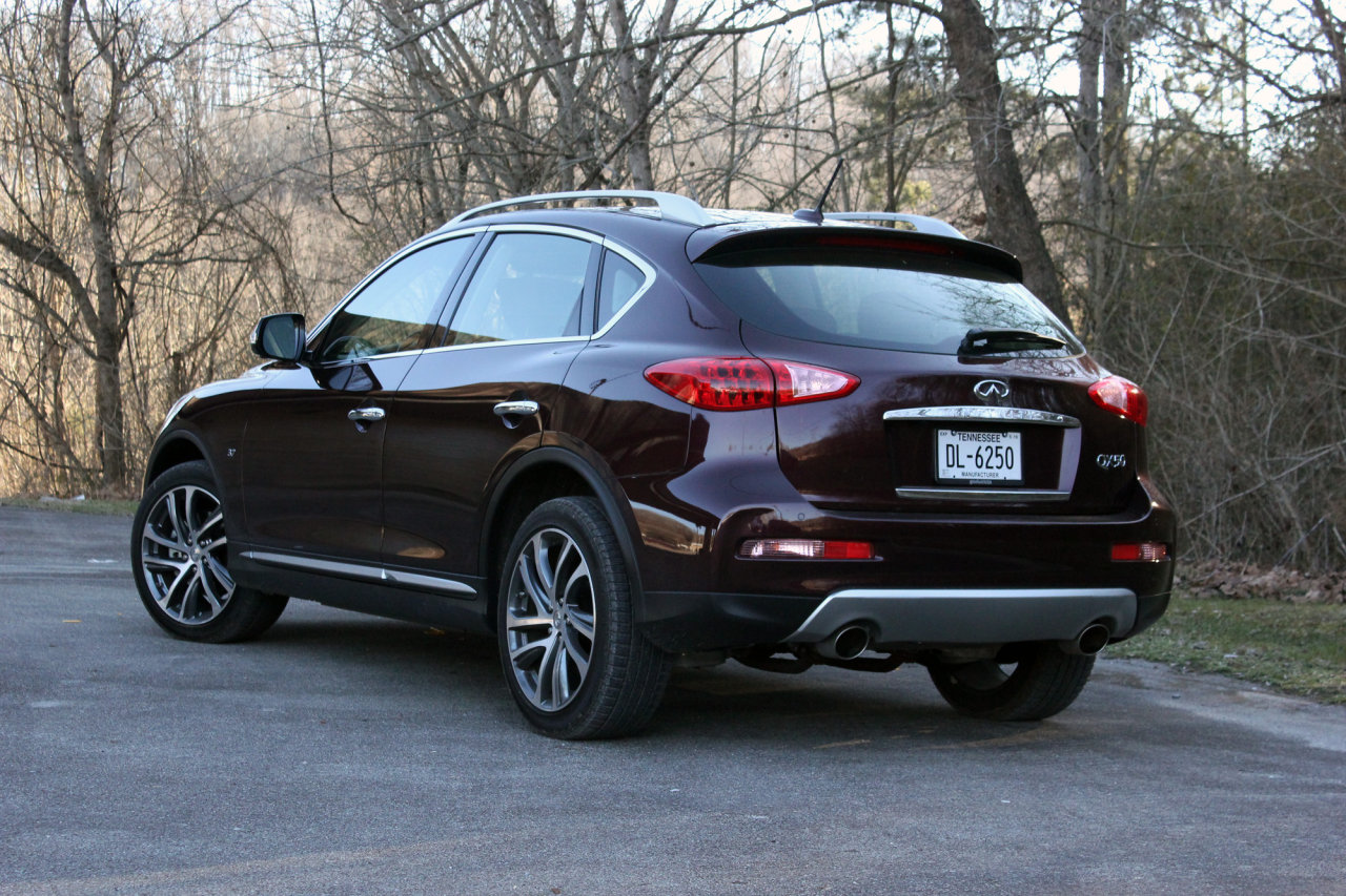 2016 Infiniti Qx50 Review Autotalk