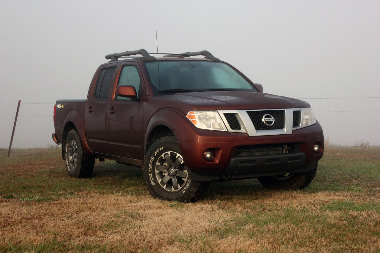 2016 nissan frontier pro 4x review autotalk there vanachro Gallery